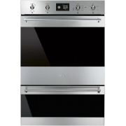 Smeg Classic DOSP6390X Built-In Electric Double Oven