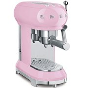 Smeg ECF01PKUK Retro Espresso Coffee Machine