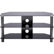 Alphason ESS10003BLK Essentials TV Stand