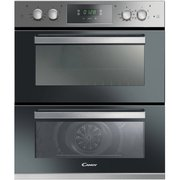 Candy FC7D405IN Double Built Under Electric Oven