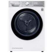 LG FDV1109W Condenser Dryer with Heat Pump Technology