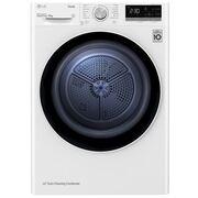 LG FDV709W Condenser Dryer with Heat Pump Technology