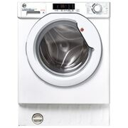 Hoover HBD 485D2E Integrated Washer Dryer