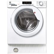 Hoover HBWS 48D2E Integrated Washing Machine