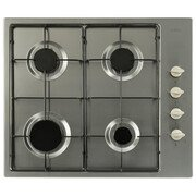 CDA HG6151 Stainless Steel 4 Burner Gas Hob