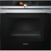 Siemens HN678GES6B iQ700 Single Built in Oven with Microwave Function