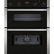 Neff N50 J1ACE4HN0B Double Built Under Electric Oven