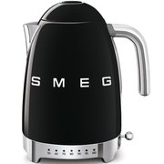 Smeg KLF04BLUK 1.7 Litre Variable Temperature Jug Retro Kettle