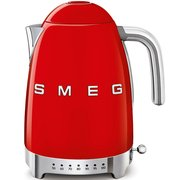 Smeg KLF04RDUK 1.7 Litre Variable Temperature Jug Retro Kettle