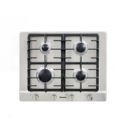 Miele KM2010 Stainless Steel 4 Burner Gas Hob