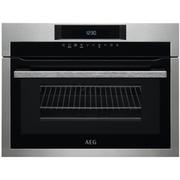 AEG KME761000M CombiQuick Built In Combination Microwave