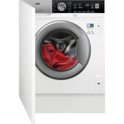 AEG L8FC8432BI 8000 Series Integrated Washing Machine