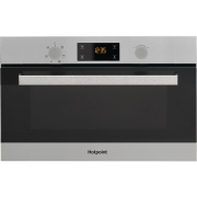 Hotpoint MD 344 IX H Built-In Microwave with Grill