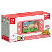Nintendo Switch Lite & Animal Crossing Bundle