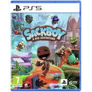 Sony PlayStation PS5 Sackboy A Big Adventure