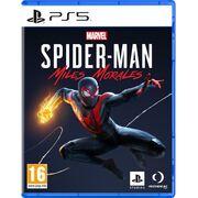 Sony PlayStation PS5 Marvel Spiderman Miles Morales