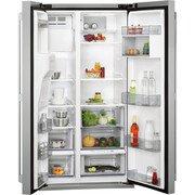 AEG RMB76121NX American Fridge Freezer