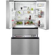 AEG RMB954F9VX American Fridge Freezer