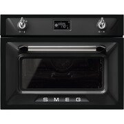 Smeg Victoria SF4920MCN1 Built In Combination Microwave