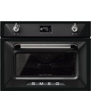 Smeg Victoria SF4920VCN1 Built In Combination Microwave