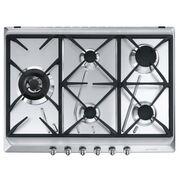 Smeg Cucina SRV575GH5 5 Burner Gas Hob