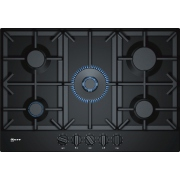 Neff N70 T27DS59S0 5 Burner Gas Hob