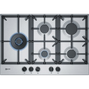 Neff N70 T27DS79N0 5 Burner Gas Hob