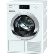 Miele TCR860 WP Lotus White - C Condenser Dryer with Heat Pump Technology