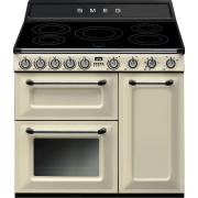 Smeg Victoria TR93IP 90cm Electric Induction Range Cooker