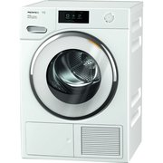 Miele TWR860 WP T1 White Condenser Dryer with Heat Pump Technology
