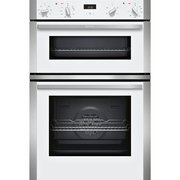 Neff N50 U1ACE2HW0B Double Built In Electric Oven