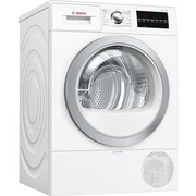 Bosch Serie 6 WTR88T81GB Condenser Dryer with Heat Pump Technology