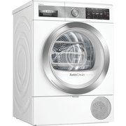 Bosch Serie 8 WTX88EH9GB Condenser Dryer with Heat Pump Technology