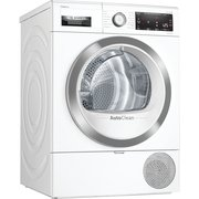 Bosch Serie 8 WTX88RH9GB Condenser Dryer with Heat Pump Technology