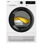 Zanussi ZDH87A2DG Condenser Dryer with Heat Pump Technology