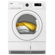 Zanussi ZDH87B4PW Condenser Dryer with Heat Pump Technology