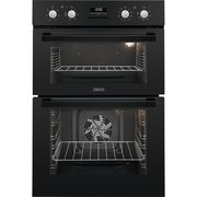 Zanussi ZOD35802BK Double Built In Electric Oven