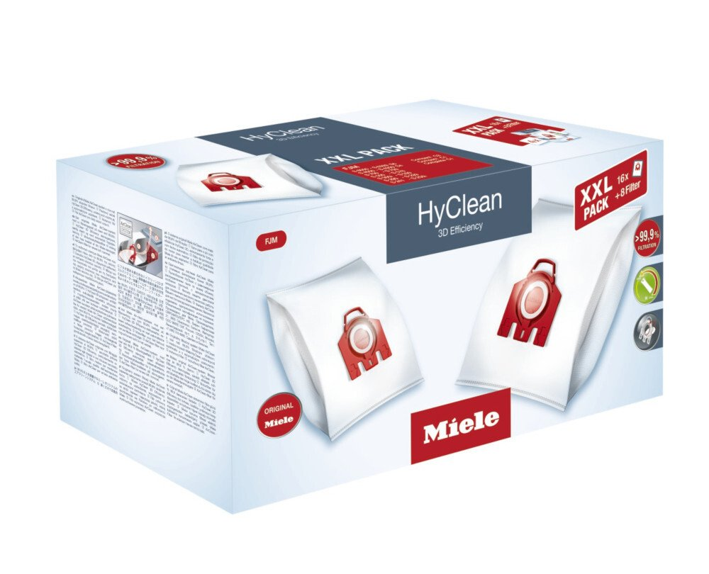 Miele Hyclean 3D Efficiency Dust Bags