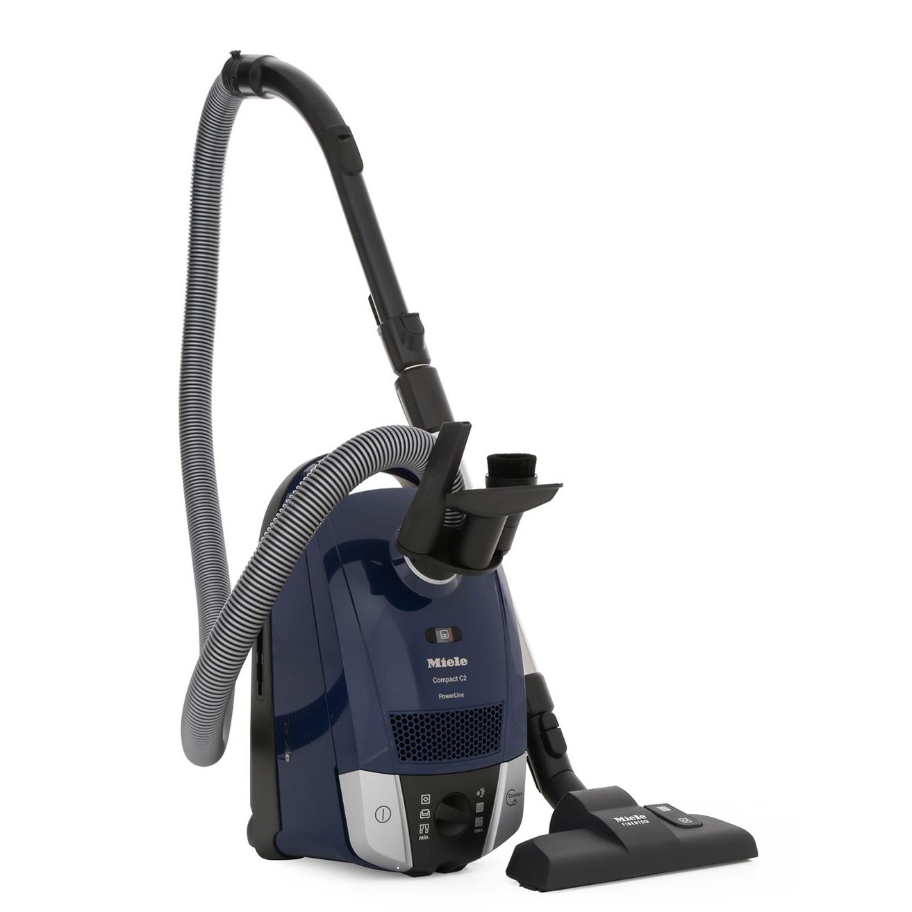 Buy Miele Compact C2 PowerLine Cylinder Vacuum Cleaner