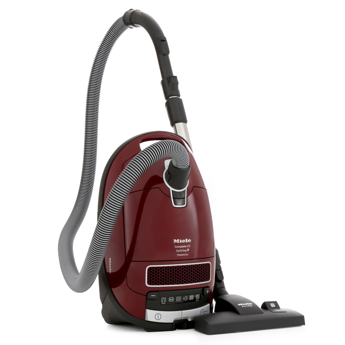 Miele Complete C3 Cat & Dog Powerline Cylinder Vacuum Cleaner