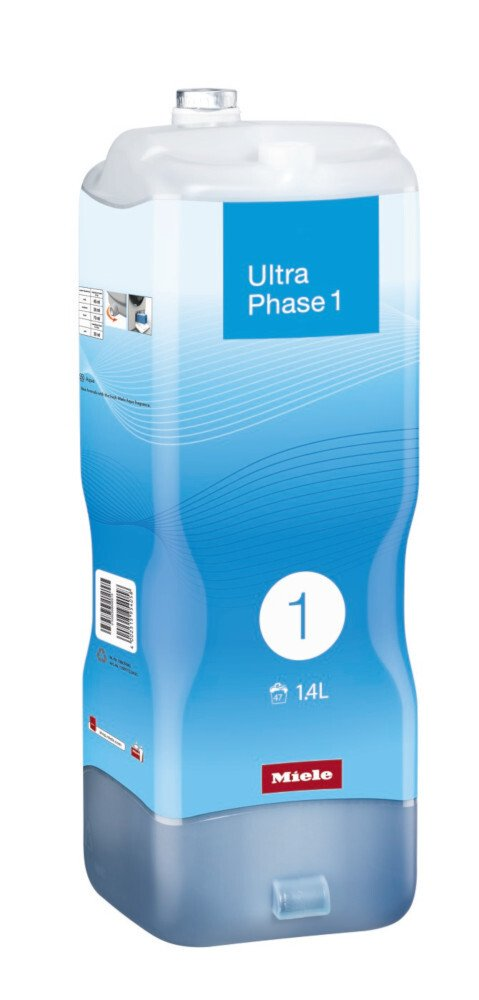 Miele UltraPhase 1 Coloured Detergent Cartridge