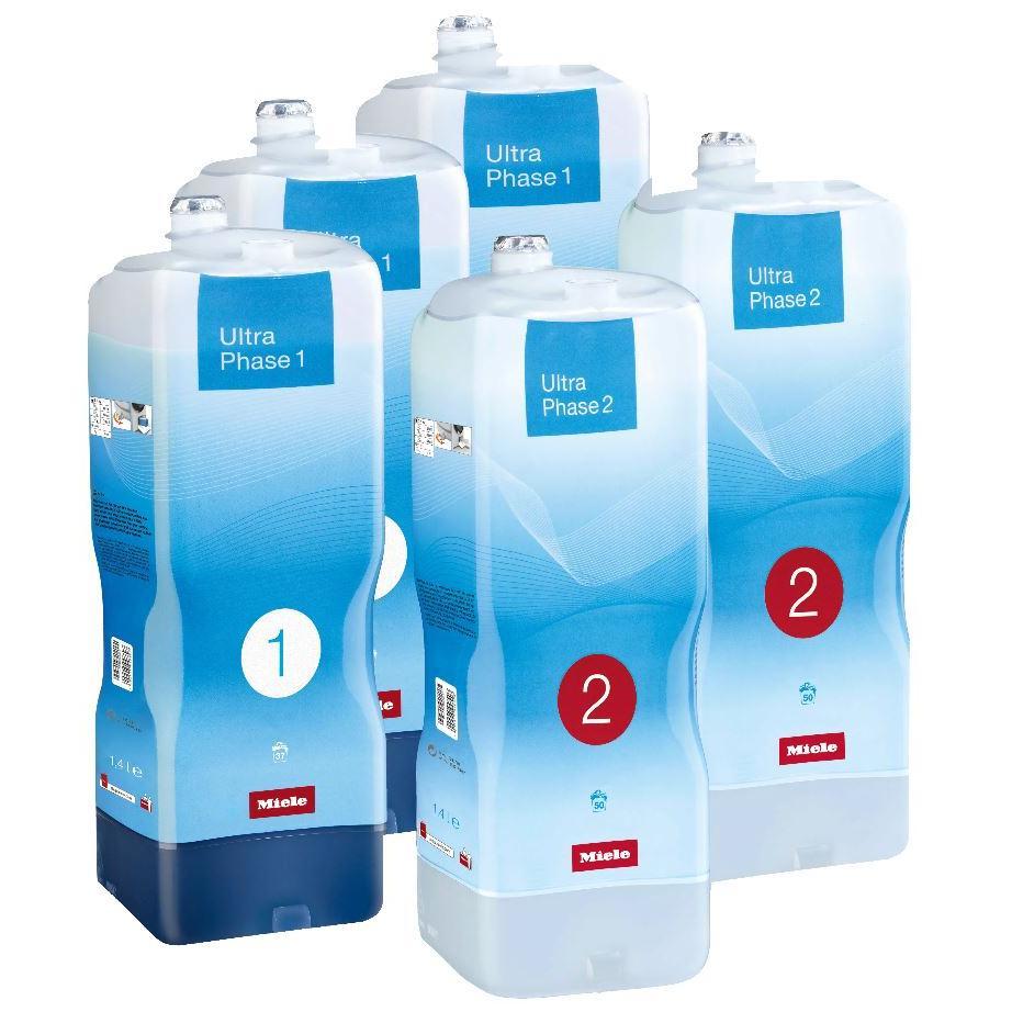 Miele UltraPhase Set Half-Year Detergent Supply