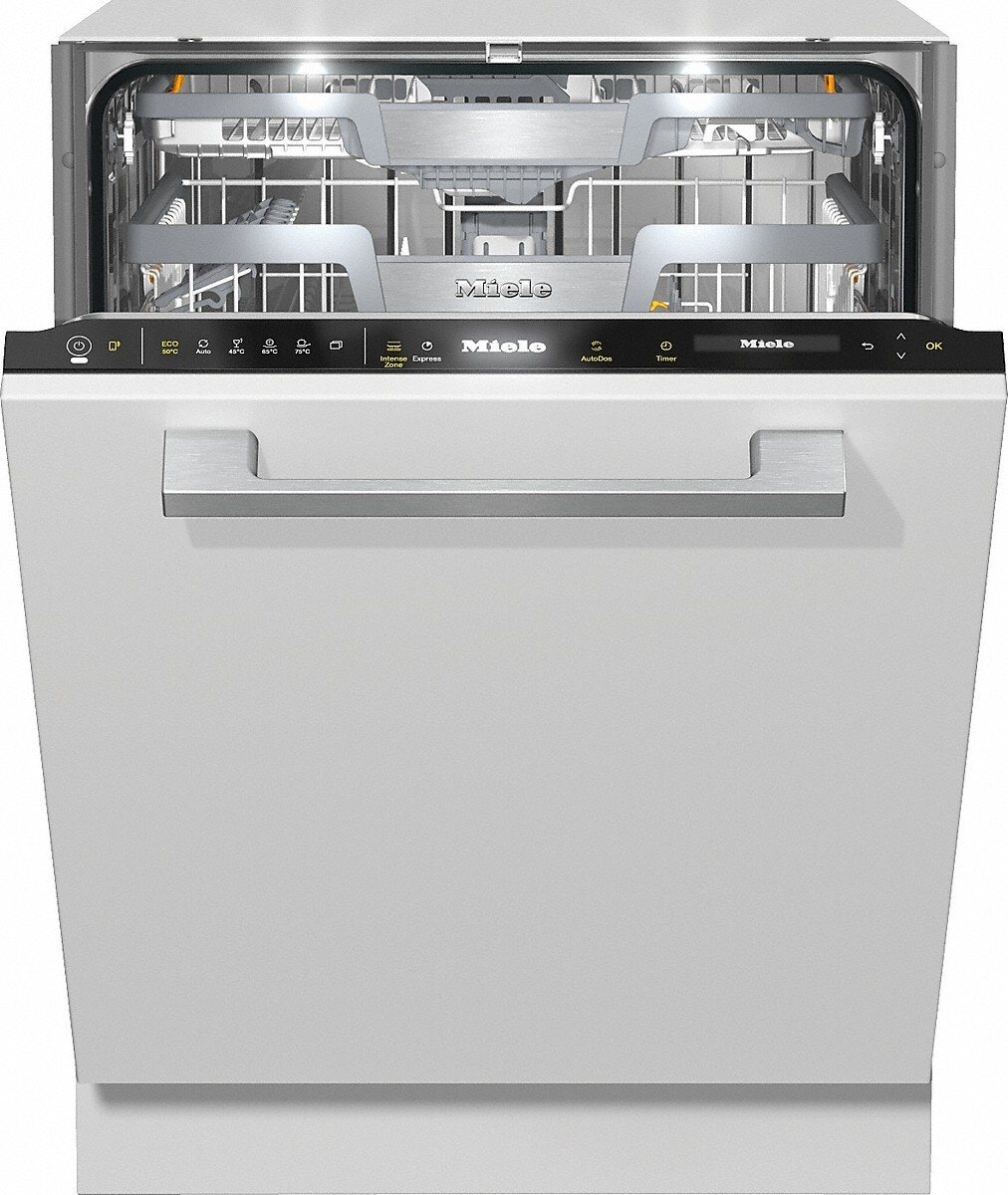 Miele G7560 SCVi AutoDos Built In Fully Integrated Dishwasher