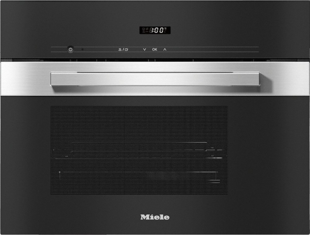 Miele Contour DG2840 CleanSteel Steam Oven