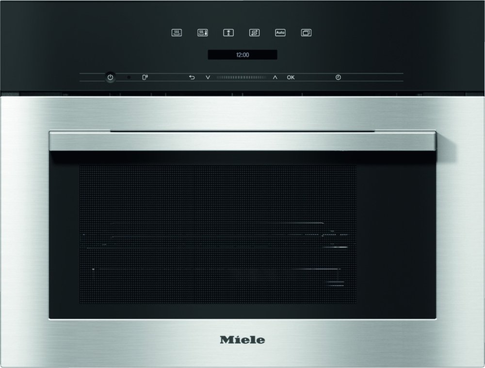 Miele ContourLine DG7140 CleanSteel Steam Oven