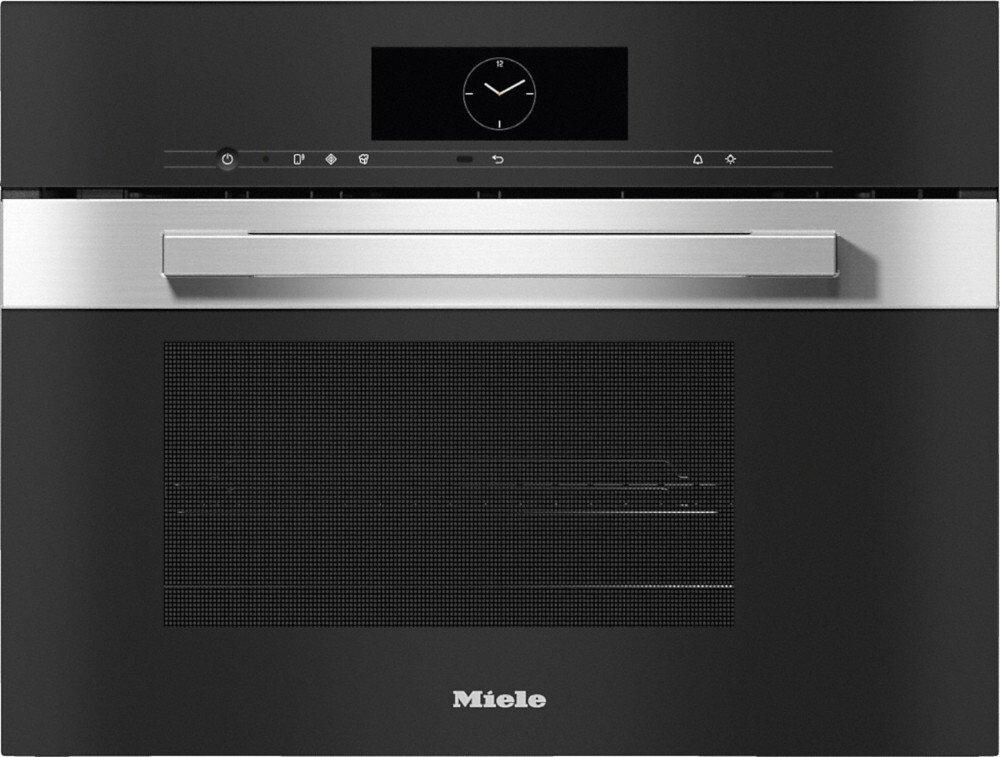 Miele PureLine DGM7845 CleanSteel Steam Oven