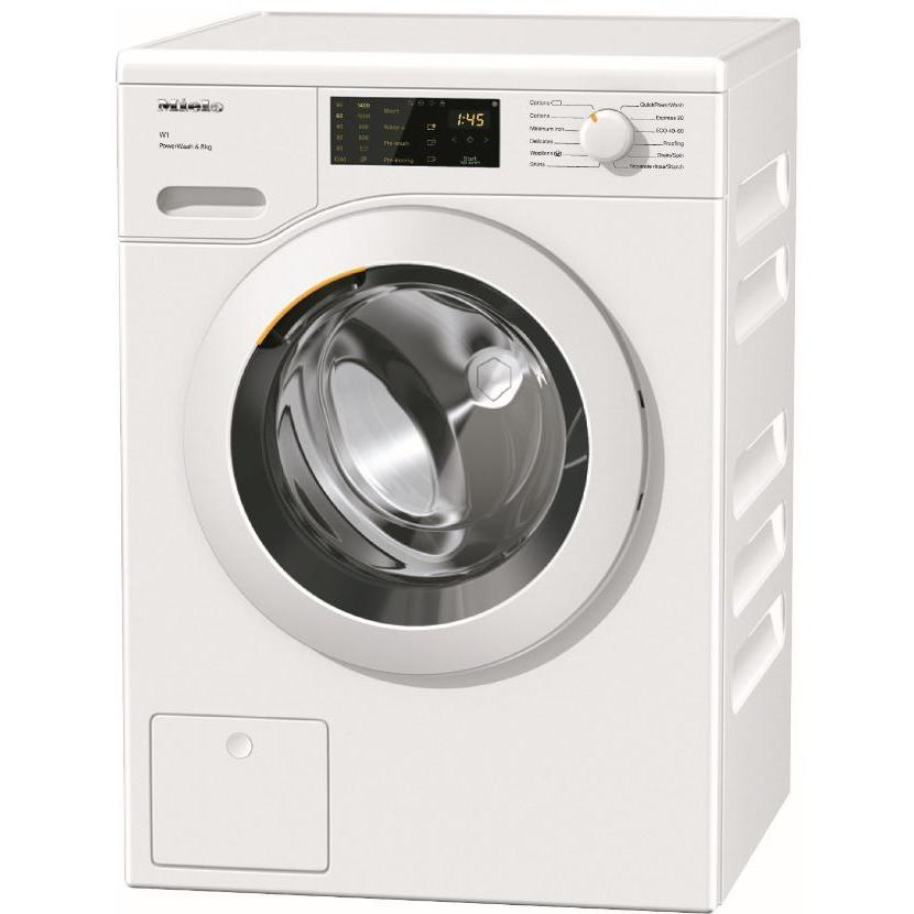 Miele WCD120 Lotus White Washing Machine
