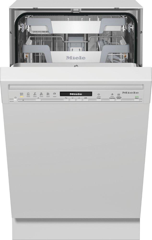 Miele G5640 SC White Slimline Dishwasher