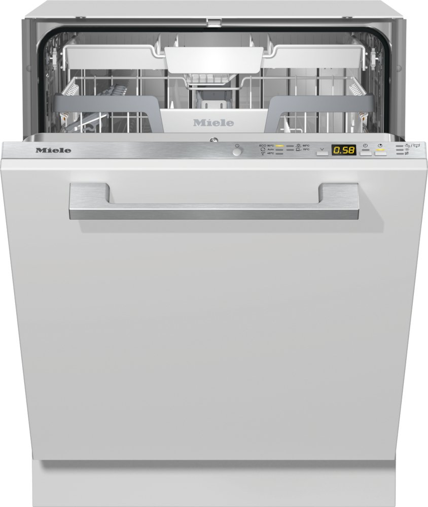 Miele G5077SCVi XXL Built In Fully Integrated Dishwasher