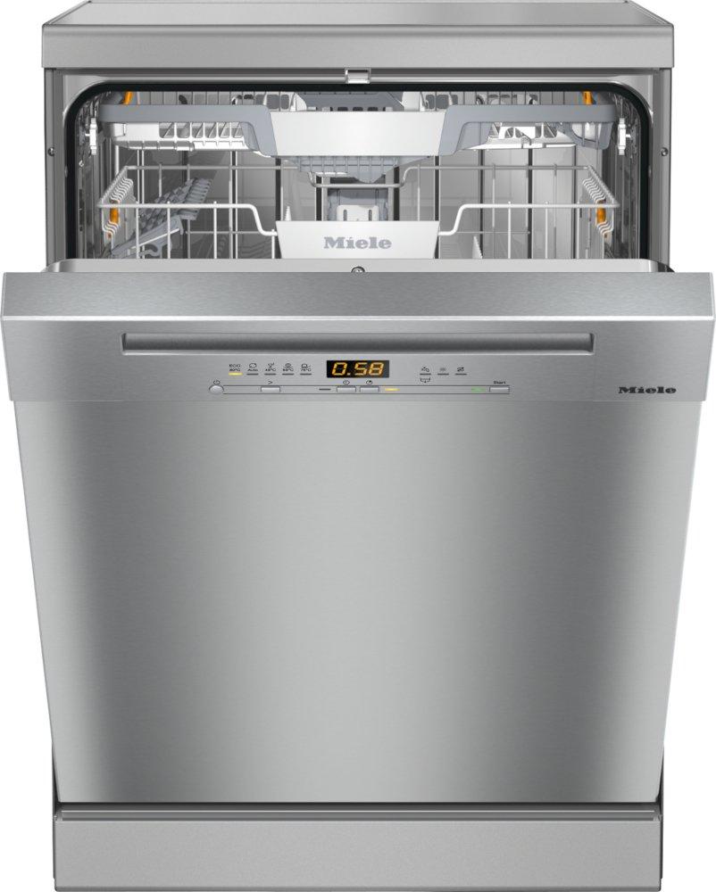 Miele G5222SC CleanSteel Dishwasher